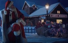 Colm Meaney stars as Santa Claus in charming new Christmas ad