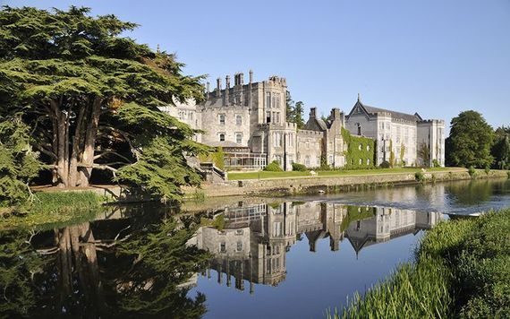 Adare Manor in County Limerick is one of Ireland\'s most luxurious hotels.