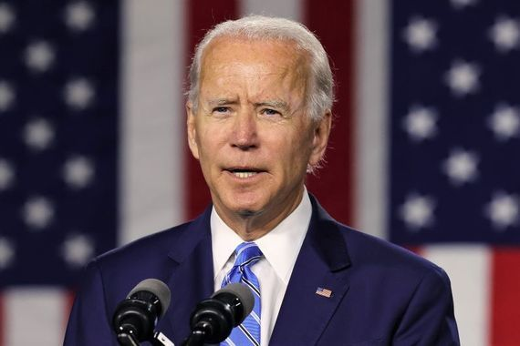 US networks called the election in Biden\'s favor on Saturday.