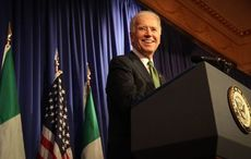 Irish Americans for Biden pay tribute to Irish role in electing new president