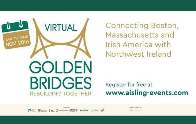 The 2020 Golden Bridges Conference and Awards will be hosted virtually on November 20. Sign up here!