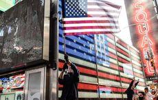 Dancing in the streets, New York City celebrates President-elect Joe Biden