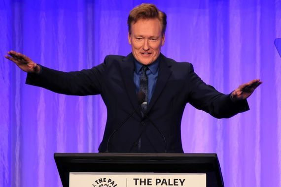 Conan O\'Brien in 2019.