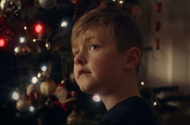 Supervalu\'s Christmas ad features a beautiful twist.
