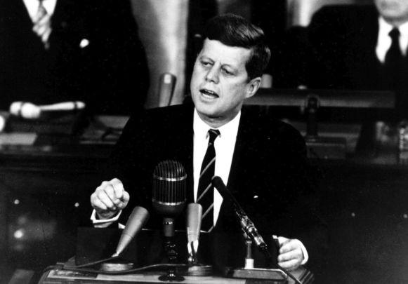 John F. Kennedy was assassinated in Dallas on Nov. 22, 1963.