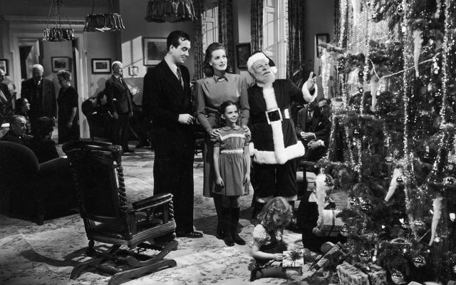 "A still from Christmas classic ""Miracle on 34th Street\""."