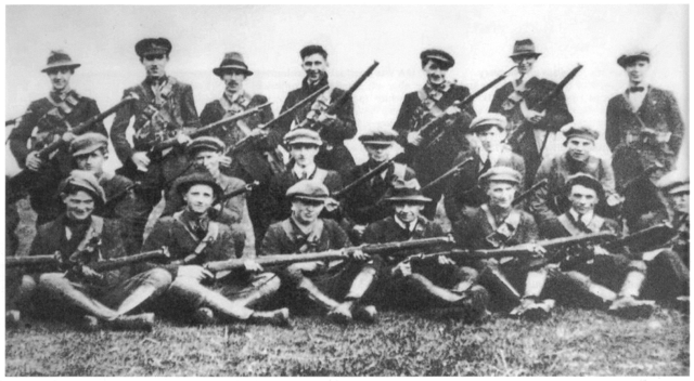 Sean Hogan\'s No2, Flying Column, Third Tipperary Brigade, IRA.