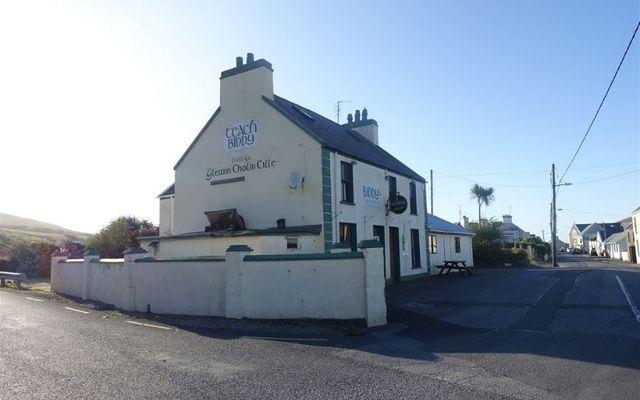 Biddy\'s Bar in Glencolmcille, Donegal.