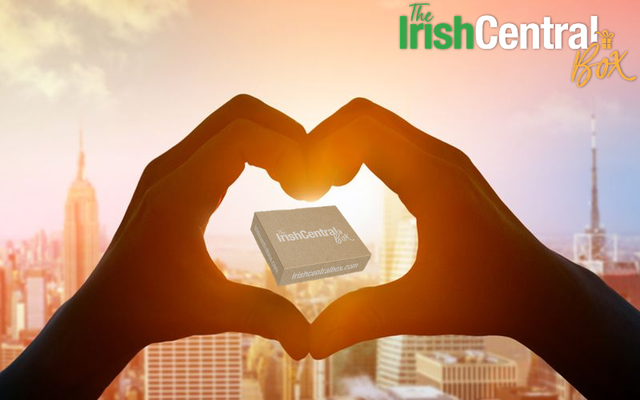 Show them you care this Christmas with The IrishCentral Box.