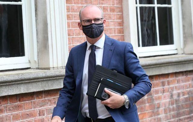Ireland\'s Foreign Affairs Minister Simon Coveney.