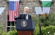Their boy is coming home! Joe Biden's cherished Irish heritage