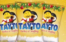 Tayto release Christmas dinner-themed crisps