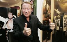 Auction of Michael Flatley's Co Cork estate features a Hannibal mask