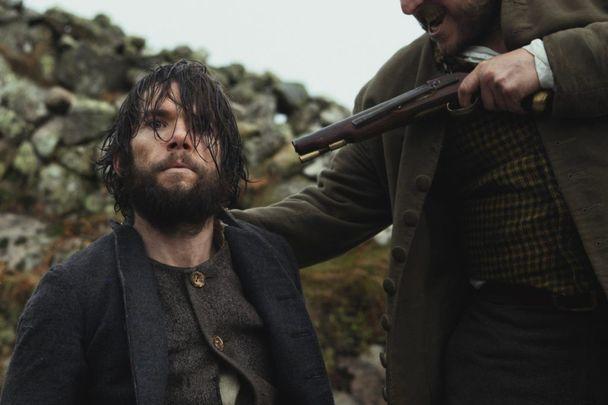Dónall Ó Héalai as Colmán Sharkey in Arracht.