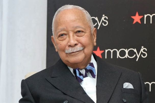 David Dinkins, the former Mayor of New York City, pictured here in 2014.