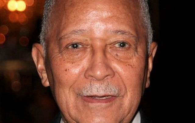 Former Mayor of New York City David Dinkins pictured here in February 2007.