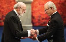 Nobel prize winner William C. Campbell to speak at Dublin Book Festival