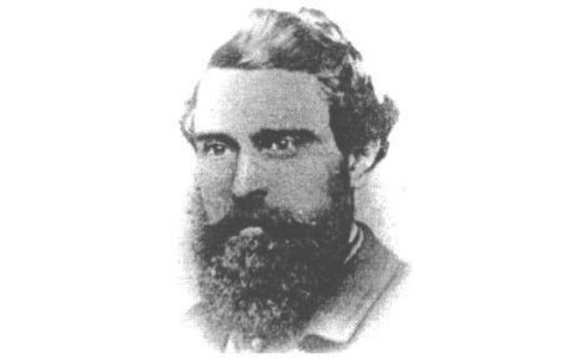 Colonel Patrick Kelly, of the Irish Brigade, leader during the Battle of Gettysburg.