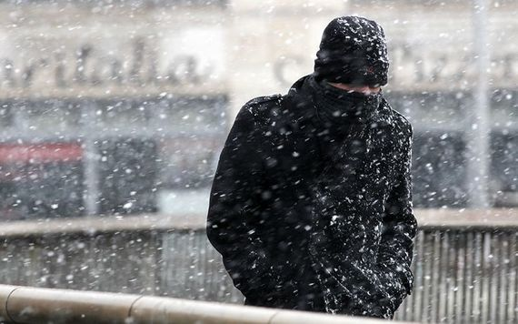 Will it be a White Christmas for Ireland this year?