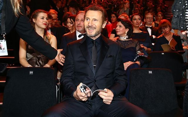 Liam Neeson becomes the first to plant a grove of trees with Irish Heritage Trees.
