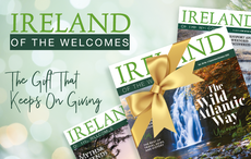 Brighten up an Irish lover's Christmas with a subscription to Ireland of the Welcomes