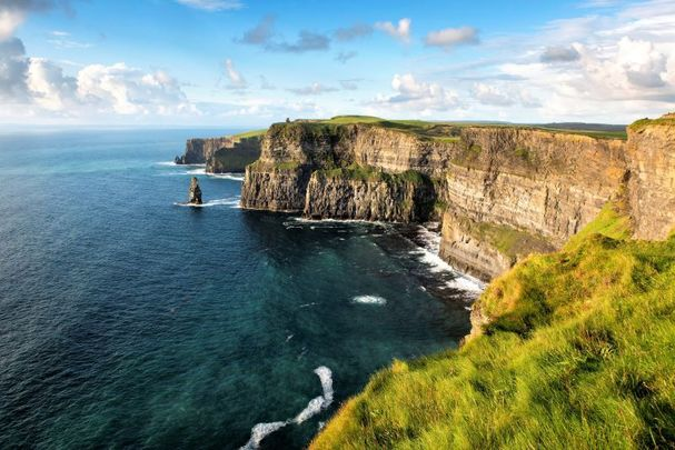 Cliffs of Moher, County Clare: Where in Ireland will you visit first, when the time is right?