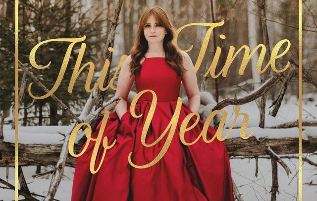 Maxine Linehan\'s new album, This Time of Year.