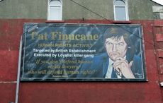 No Justice for Pat Finucane, murdered in his Belfast home in 1989