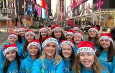 WATCH: New York's Aisling Center Ballad Group appears on RTÉ's Toy Show
