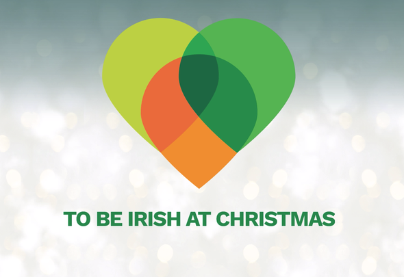 "www.ToBeIrish.ie: ""The website is all about giving people... a wonderful portal which will provide a flavor of Ireland at Christmas."""