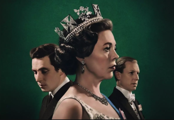 Netflix\'s The Crown.