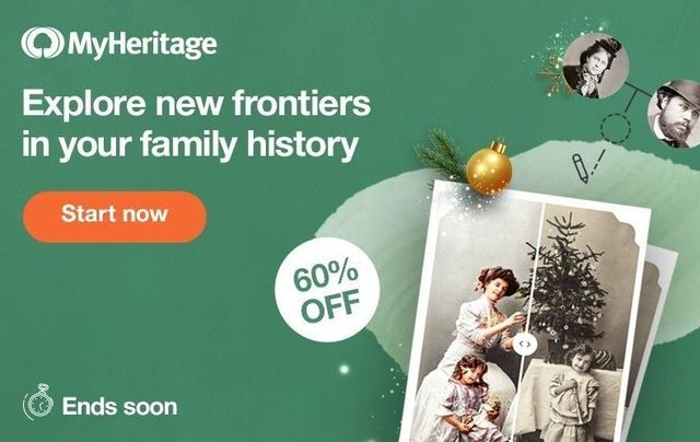 MyHeritage is currently offering 60 percent off it\'s top-tier Complete Plan.