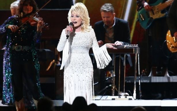 Country music legend Dolly Parton.