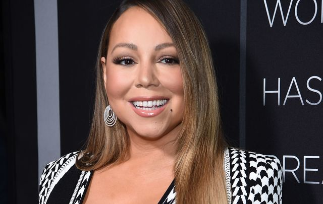 Popstar Mariah Carey has Irish roots on her mother\'s side.