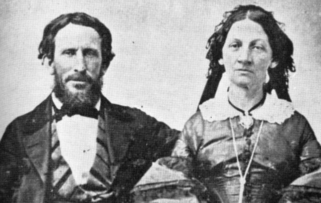 James F. and Margaret (Keyes) Reed.