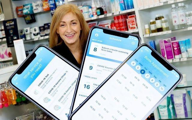Pharmapod CEO and founder Leonora O\'Brien.