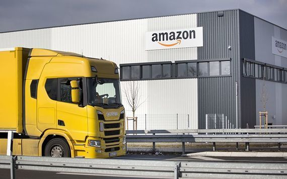 Amazon sent an email to its Irish customers on Tuesday.