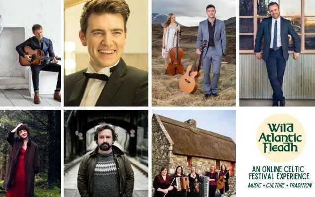 The Wild Atlantic Fleadh will run from March 13-March 17.