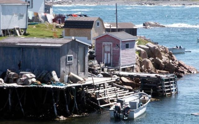 Fogo Island is one of the most Irish places in the world outside Ireland.