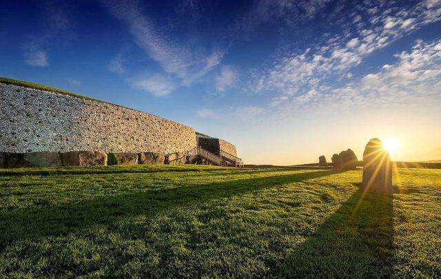 Watch the Winter Solstice event at Newgrange in Co Meath Sunday, December 20 - Tuesday, December 22.