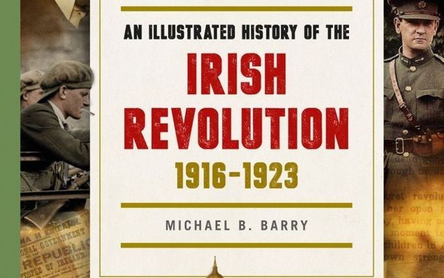 An Illustrated History of the Irish Revolution is the perfect stocking filler this Christmas.