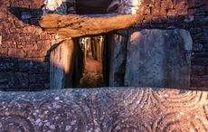 Some of the best images from the spectacular winter solstice at Newgrange