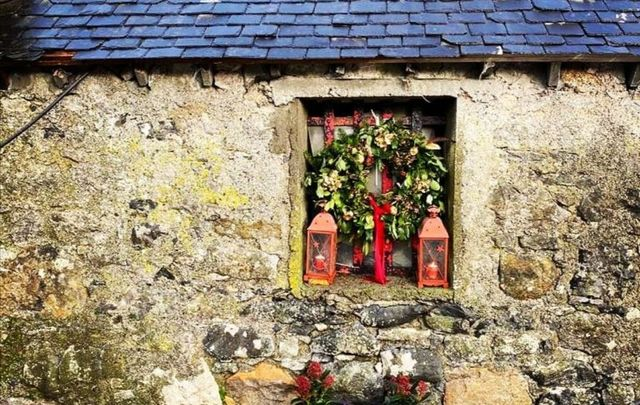 Memories of the Christmas holidays in Ireland