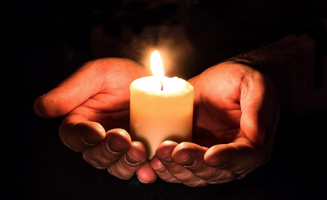 """In the continuing shadow of COVID-19, let us \""""Light one candle than curse the darkness.\"""""""