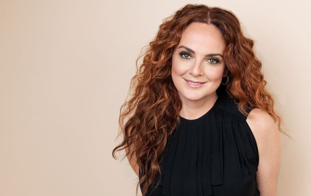Melissa Errico, who is currently starring in The Irish Rep\'s online production \'Meet Me in St. Louis.\'