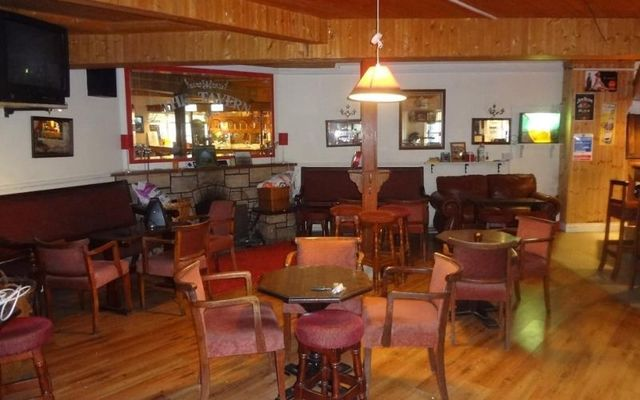 The main lounge of your very own Holiday Pub.