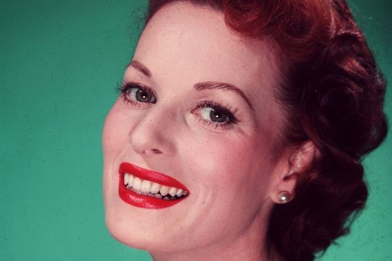 Maureen O\'Hara - Banríon Hollywood aired on TG4 on Christmas Day.