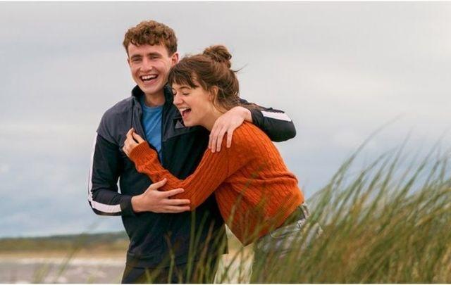 Paul Mescal and Daisy Edgar-Jones star in \'Normal People.\'