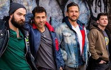 LIVE NOW: Scythian ring in 2021 with a special live stream concert tonight!