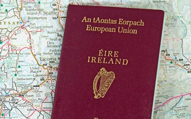 A leading British journalist is applying for Irish citizenship after Brexit.